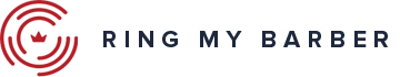 Ring My Barber Logo