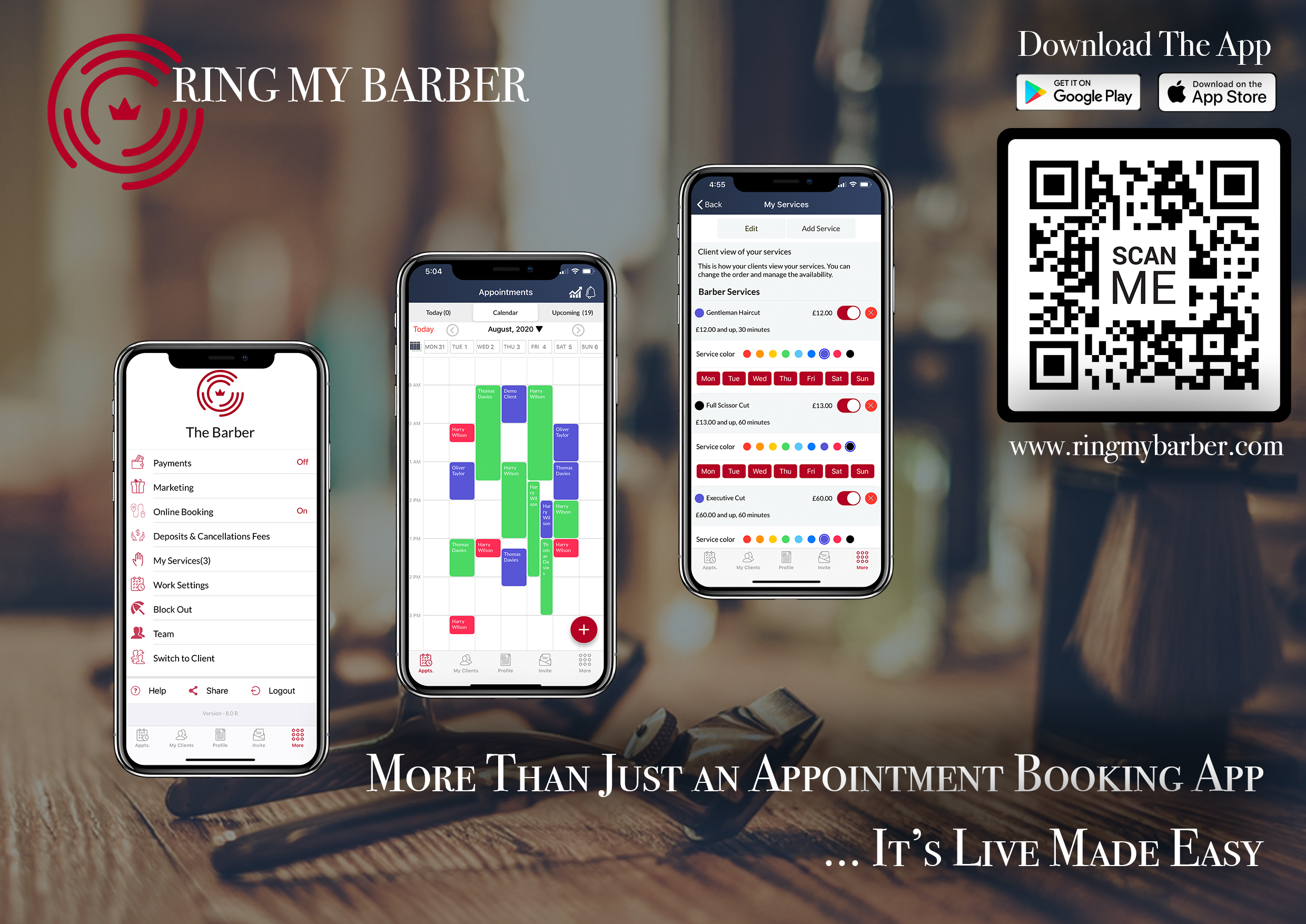 Download Ring My Barber